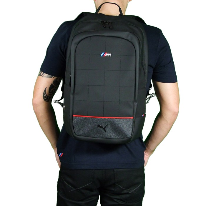 mochila puma bmw m collection