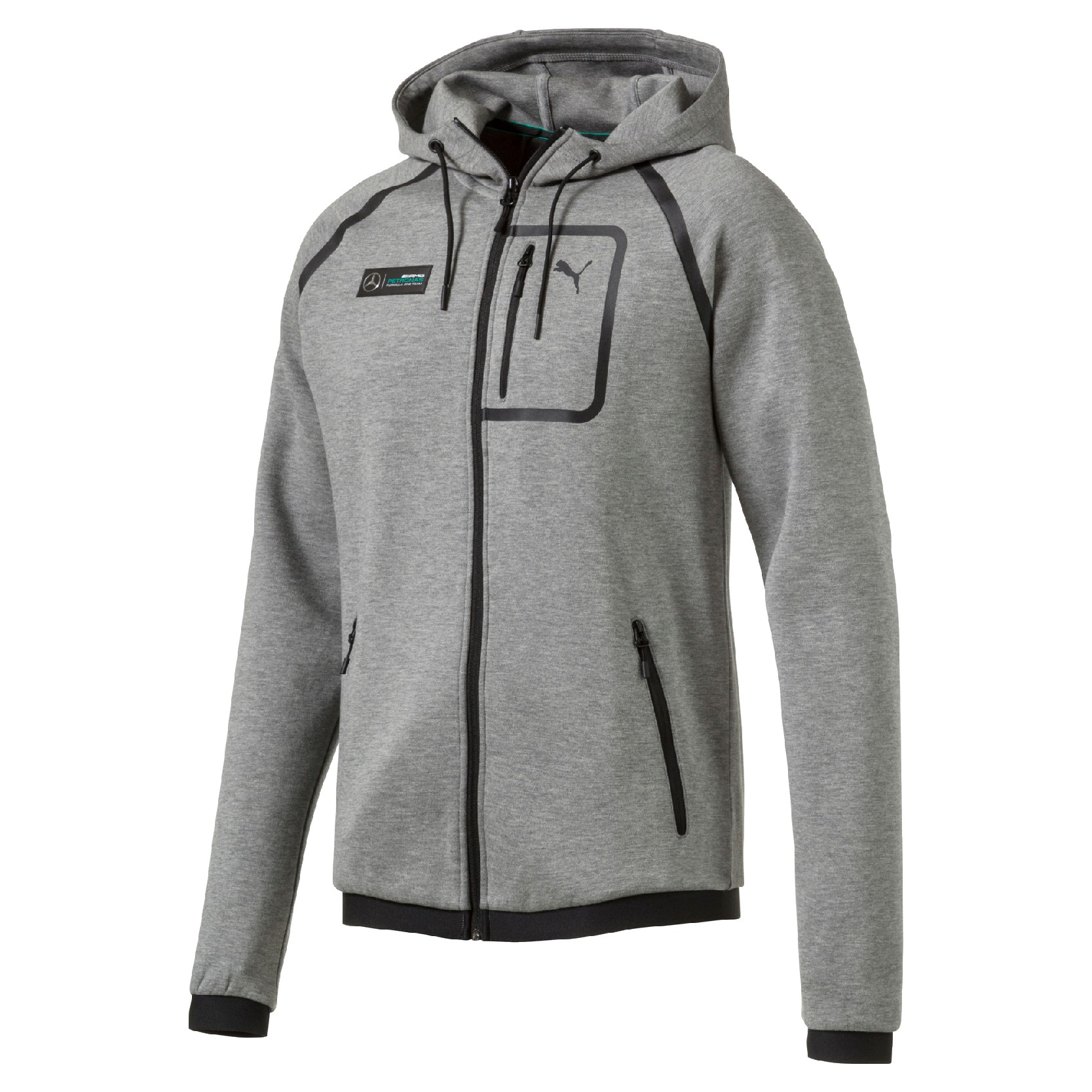 loja de artigos motorsport jaqueta puma mercedes benz mamgp hooded sweat. Black Bedroom Furniture Sets. Home Design Ideas
