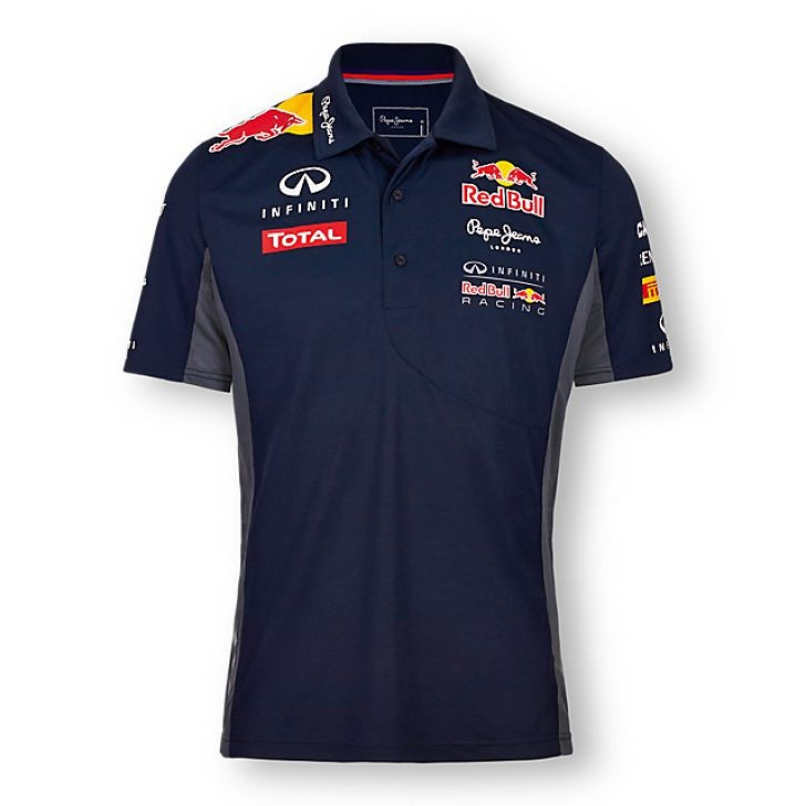loja de artigos motorsport camisa polo oficial infiniti red bull racing f1. Black Bedroom Furniture Sets. Home Design Ideas