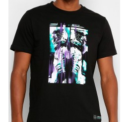 Camiseta Puma Mercedes Benz Hamilton Graphic
