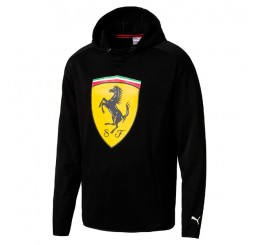 Moletom Puma Scuderia Ferrari Big shield Hooded Sweat